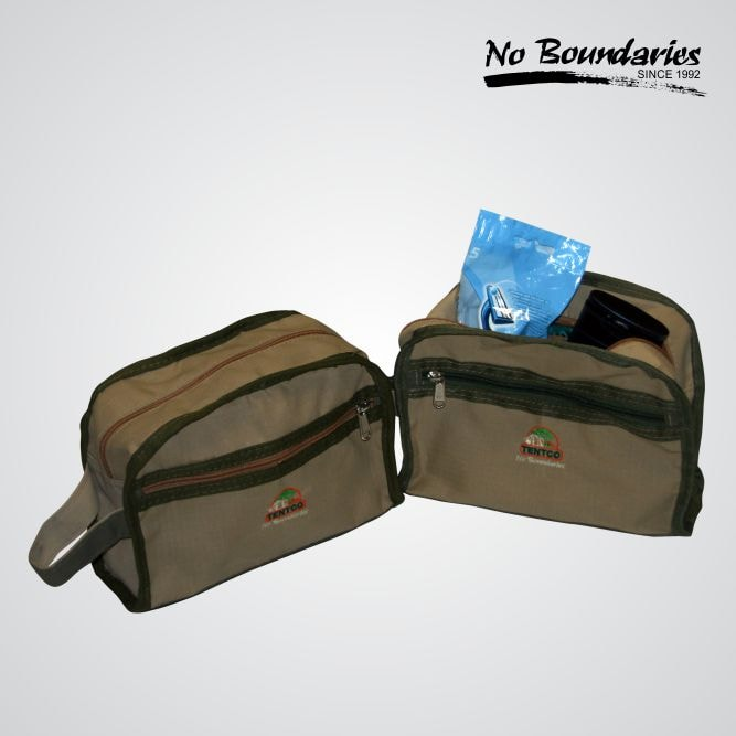 Toiletry Bag Mini Deluxe 2 Tone